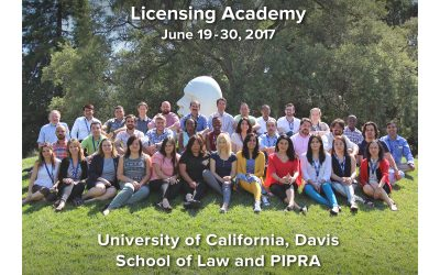 TTO Director attends Licensing Academy
