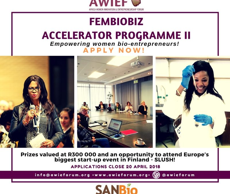 Apply now – Accelerator Programme